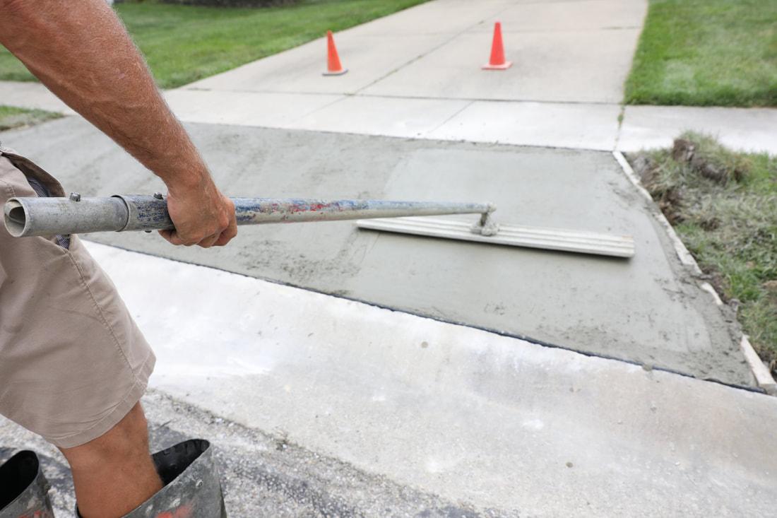 ile schnie beton