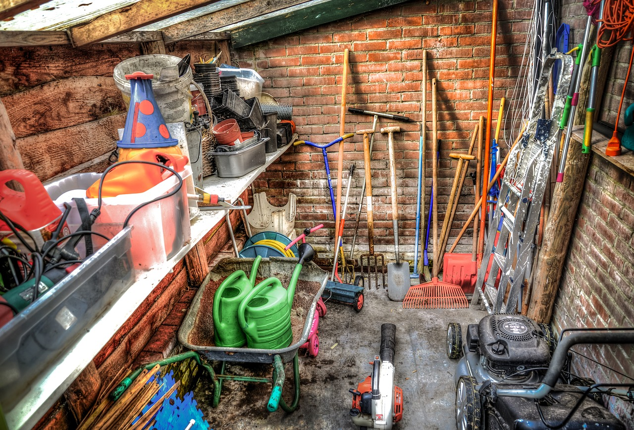 narzędzia ogrodowe