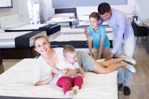 Łóżko, a ciężar ciała dziecka