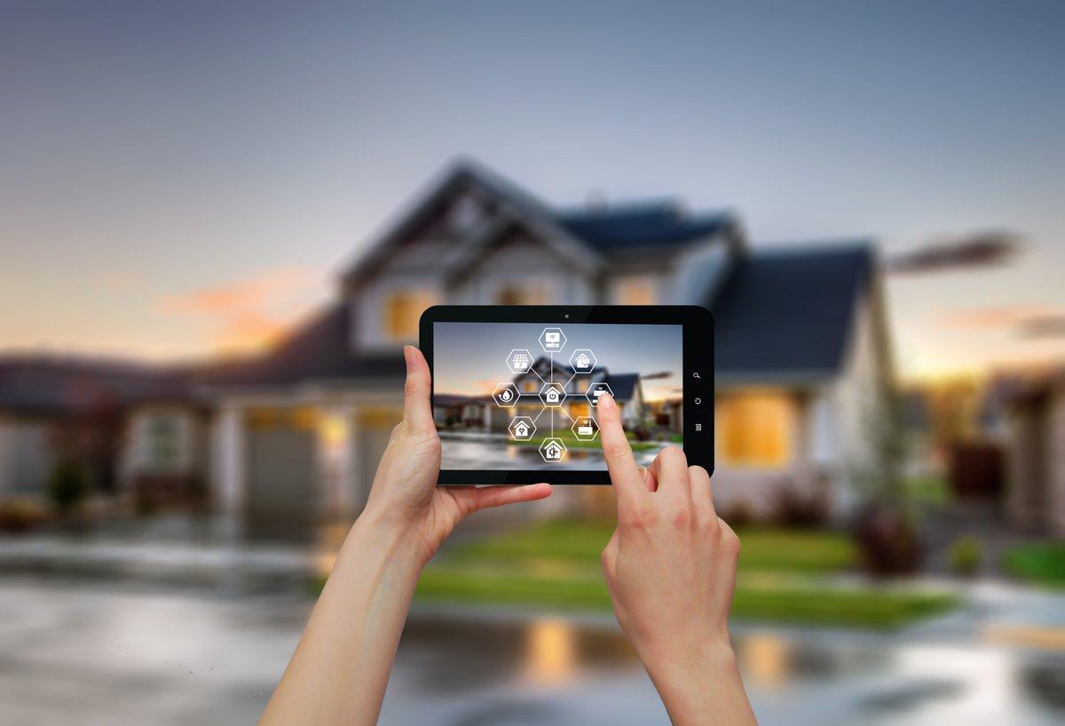 Inteligentny dom – zarządzanie wszystkim z telefonu