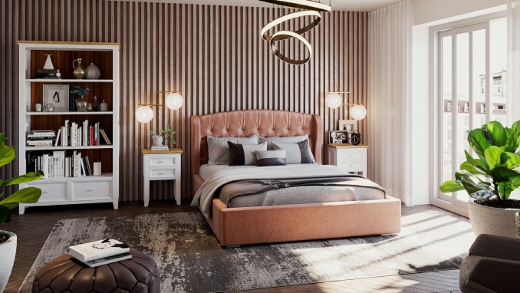 Łóżko tapicerowane – jak je wybrać?