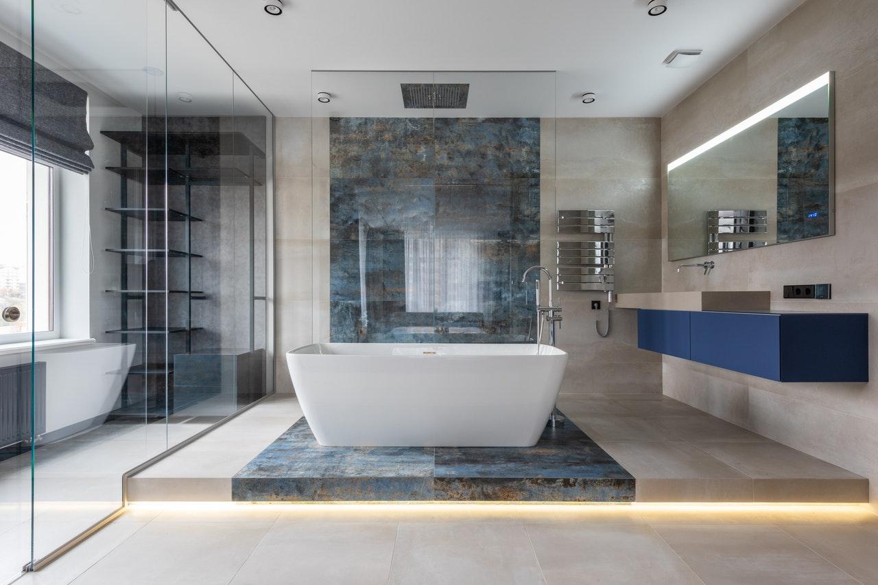 Remont i urządzanie wnętrza łazienki