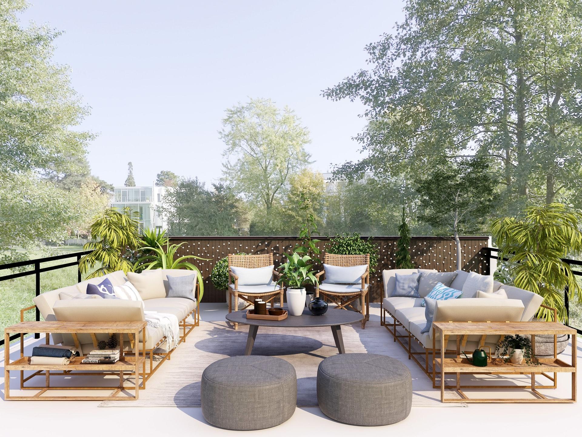 Jak wybrać pokrowiec na meble ogrodowe?