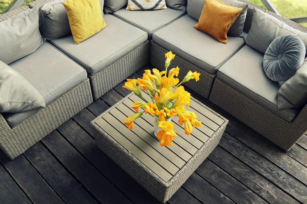Krzesła ogrodowe – nasze inspiracje